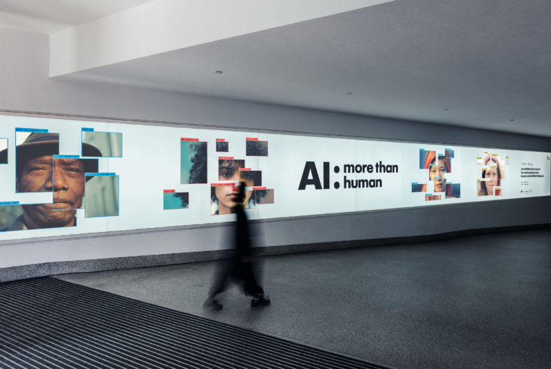 Barbican AI: More than Human