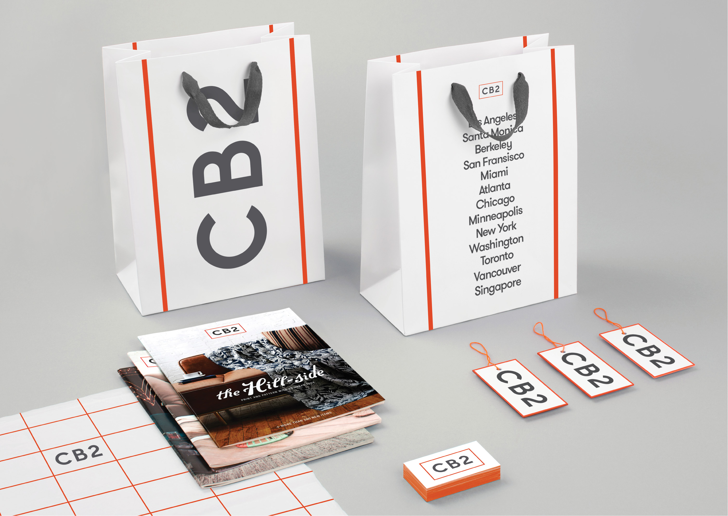 Mother Design Cb2 Identity