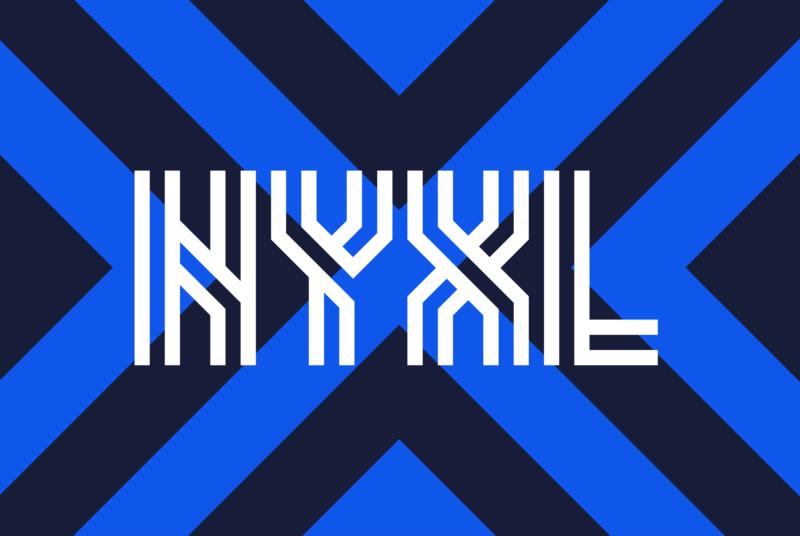 Resultado de imagem para nyxl logo